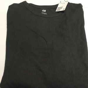 H&M men's long sleeve shirt